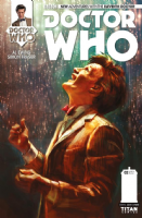 Doctor Who The Eleventh Doctor Adventures #2 (Cover A)